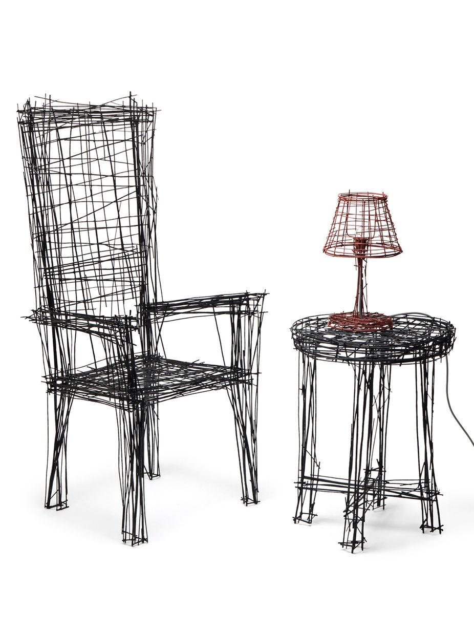 Lsn News Doodle Design Furniture Maker Brings Sketches To Life
