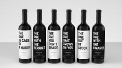 Punch drunk: Wine labels give it to you straight