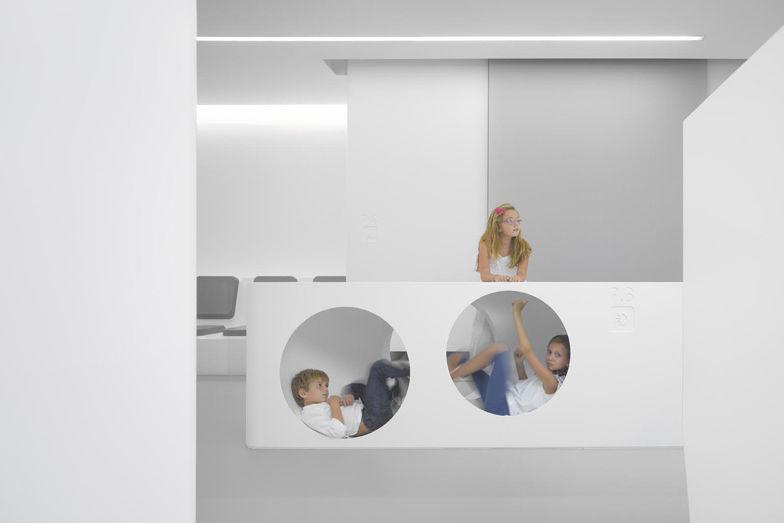 Lsn : news : all white: childrens dental clinic freshens up