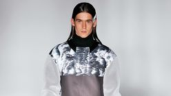 Space age: Men's collection hints at the future
