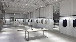 Zone out: Retail interior based on urban planning