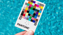 Pantone supports creatives by digitising colour