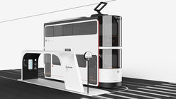 Covid-19: A driverless tram for social distancing