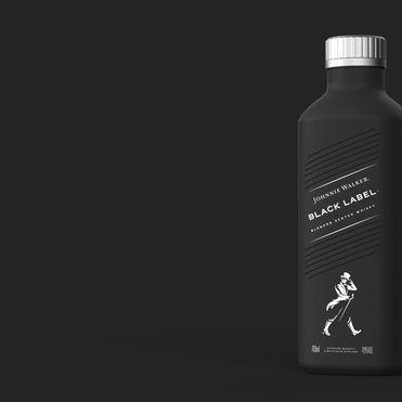 Diageo unveils a paper-based whisky bottle