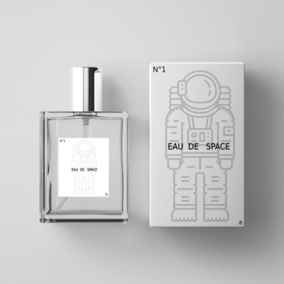 Eau de Space by Omega Ingredients and Kickstarter
