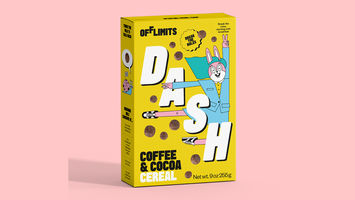Cereal for busy adults with a nostalgic twist
