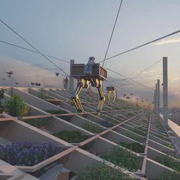 An architect imagines Copenhagen's self-sufficient future