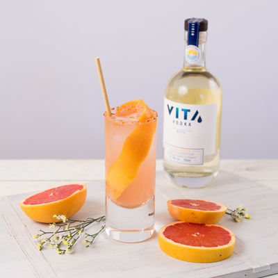 Vita Vodka by Vita Spirits, Spain