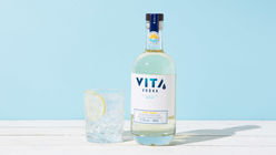 Vita vodka swaps classic mixers for water