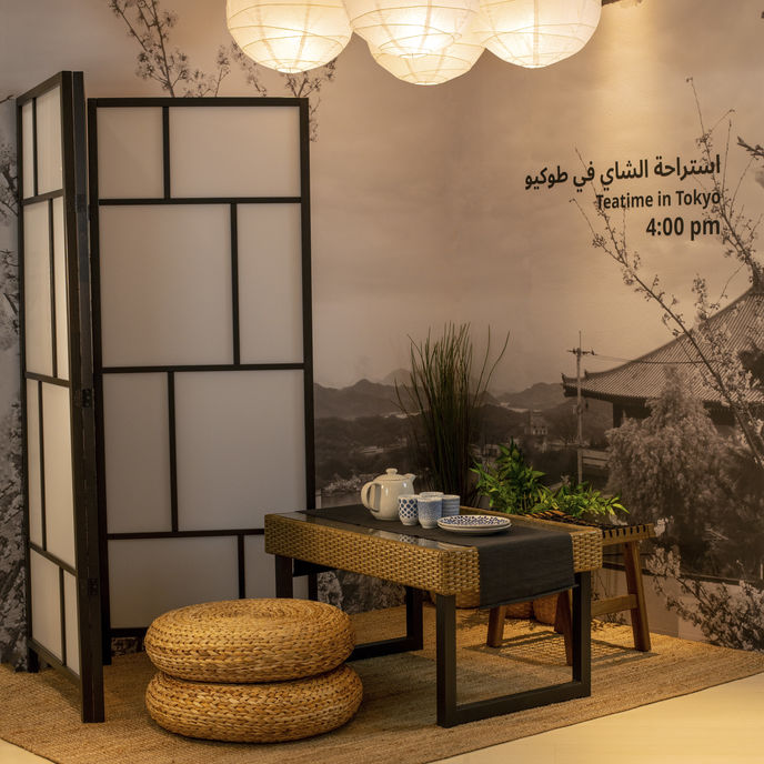 Vacation in a box by Ikea UAE