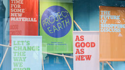 The Campaign: Project Earth by Selfridges