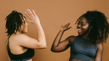 A high-end fitness club for the black community