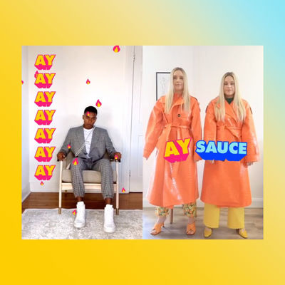 #AySauce by ASOS, UK