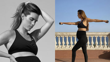 Nike (M) is its first range of maternity activewear