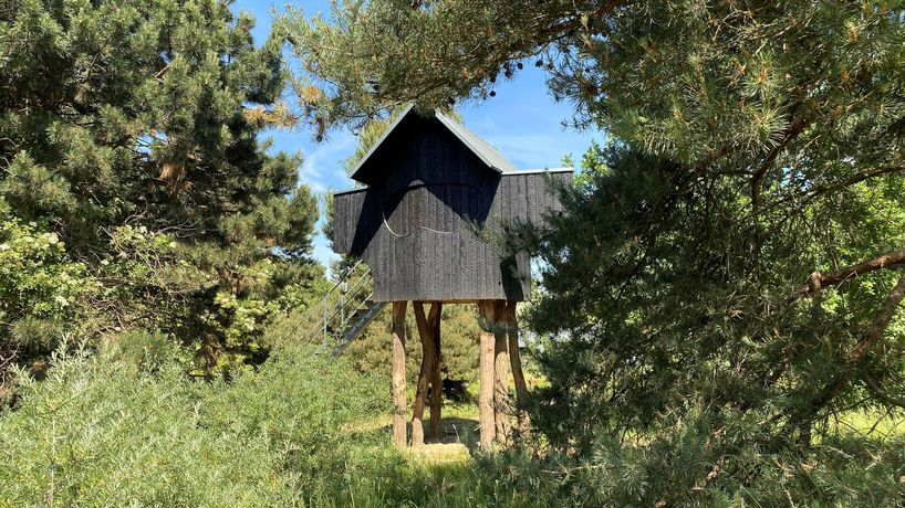 The Ein Stein Haus by Terunobu Fujimori