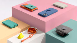 A phone case system for simpler living