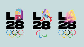 The LA28 Olympics' branding is for everybody