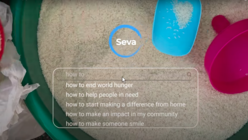 Seva's search engine enables charitable clicks