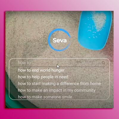 Search engine by Seva, US