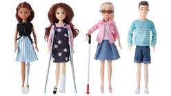 Inclusive children's dolls destigmatise disability