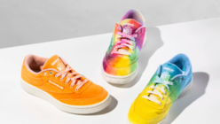 Reebok's blank canvas shoe promotes DIY dressing
