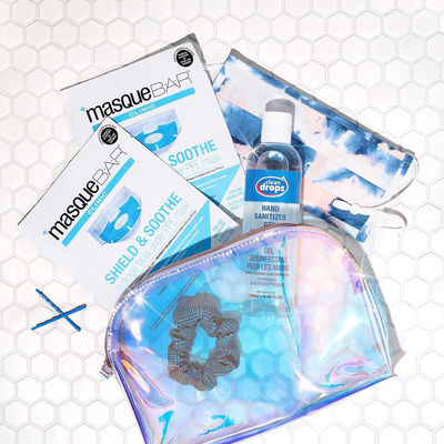 Shield & Soothe Hydrogel PPE by MasqueBAR
