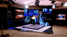 Royal Lancaster Hotel offers mixed-reality events