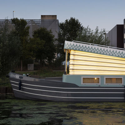 Floating Church by Denizen Works, London