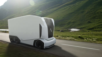 Autonomous haulage hits the road and Highsnobiety's giving retailtainment