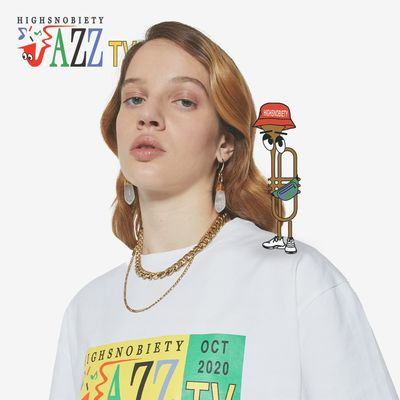 Jazz TV by Highsnobiety, US