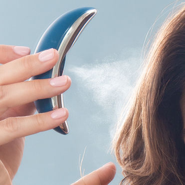 This device offers touchless skincare application