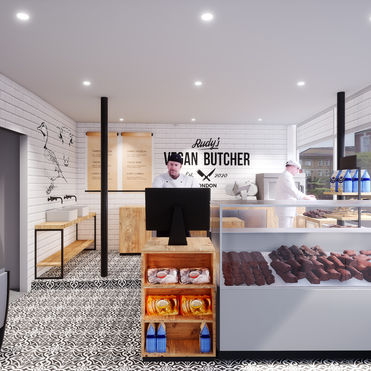 London gets a permanent meat-free butcher