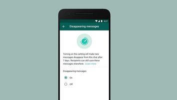 WhatsApp's disappearing messages boost user privacy