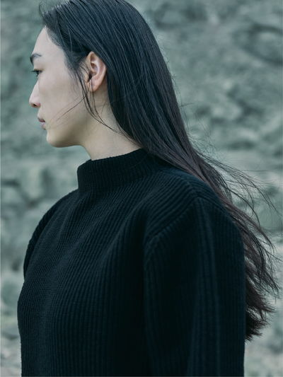 The Sweater by Goldwin. Photography by Takashi Kawashima, Japan