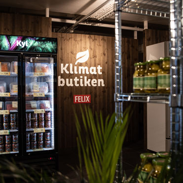 Felix opens a climate-conscious grocery store