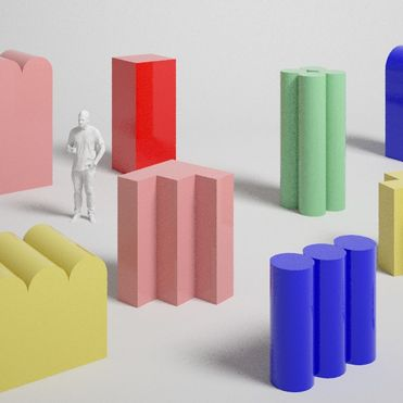 Klarna's colourful cubes hint at high street futures