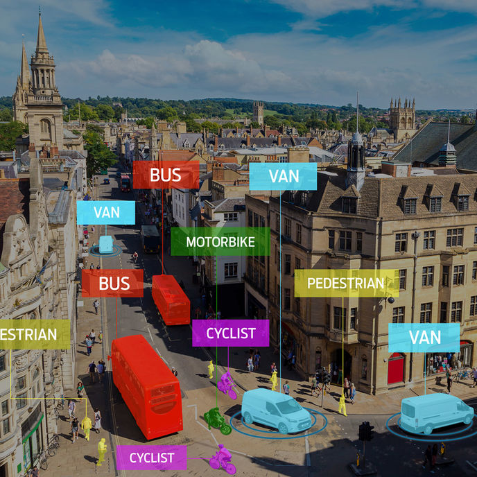 Transport for Greater Manchester in collaboration with Vivacity Labs