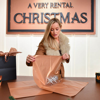 A Very Rental Christmas by Westfield London, UK