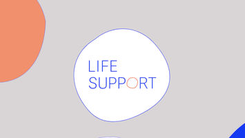 Life Support is a platform for digital grieving