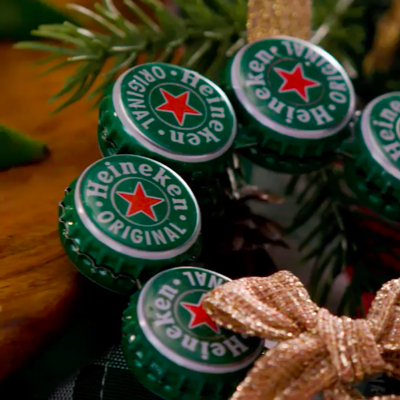 Holiday Hacks by Heineken, US