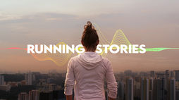 Running Stories adapt to your physical surroundings