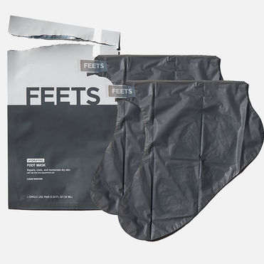 Feets' foot masks encourage male self-care