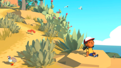 Alba is an eco-activist game for kids