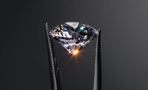 Transforming pollution into greener diamonds