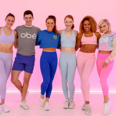 Obé inspires at-home fitness with workout parties