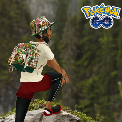 Gucci and The North Face in collaboration with Pokémon GO