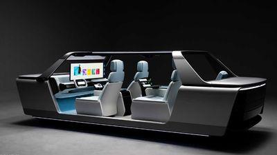 Digital Cockpit by Samsung and Harman