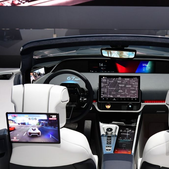 Digital Cockpit by Samsung and Harman