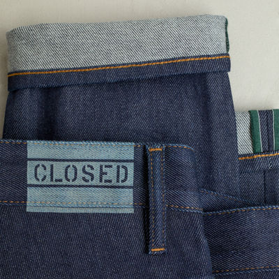 Coreva biodegradable denim by Closed