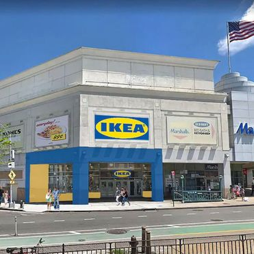 An Ikea store designed specifically for New Yorkers